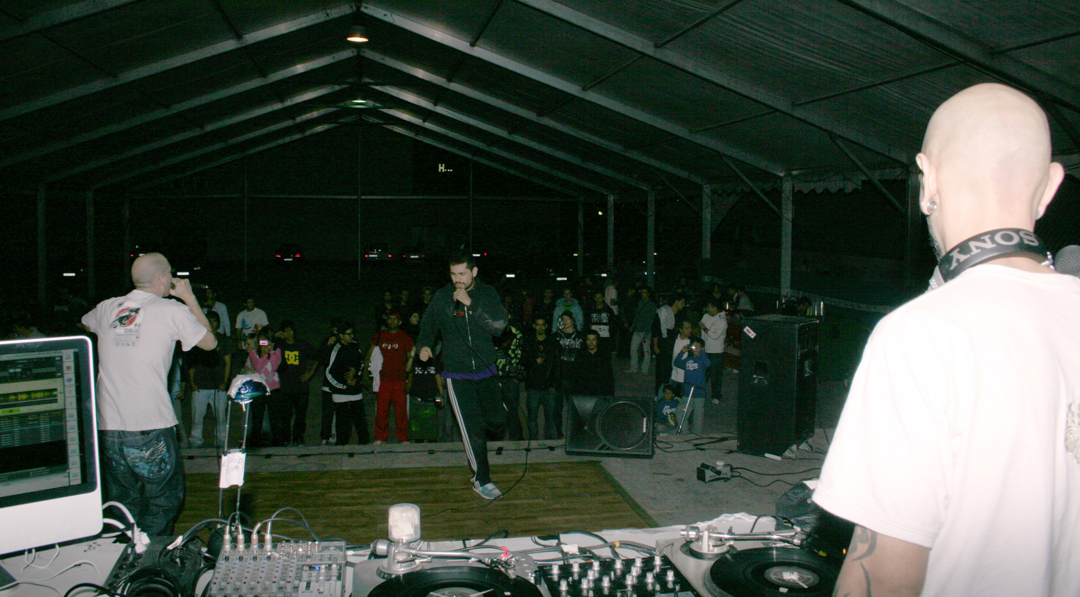 XARNEGOS 4 FESTIVAL 2009 - VIOLENCIA VERBAL
